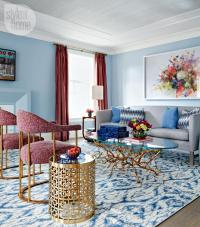 Cheetah Decor Fancy Home Design
