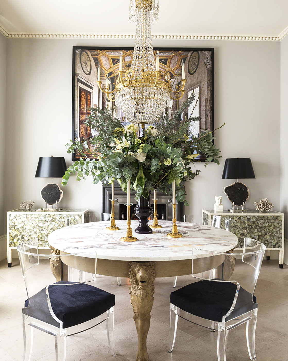 Table Decor And More Impeccable Style Get The Designer Look In Your Home With