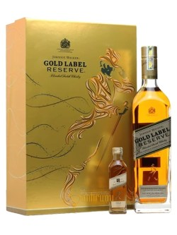 Rượu Johnnie Walker Gold Label Reserve hộp quà 2019