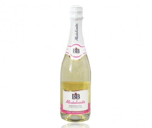 BB white grape juice sparkling