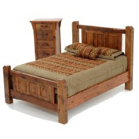 Stony Brooke Carson City Barnwood Bed