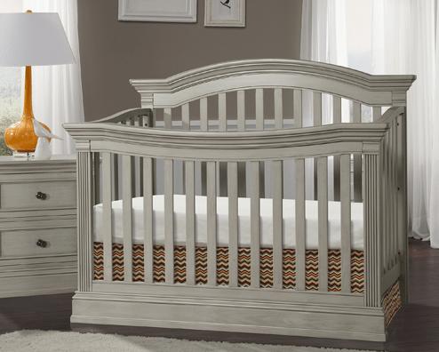 Gray Cribs Perfect Status Beckett In Convertible Crib