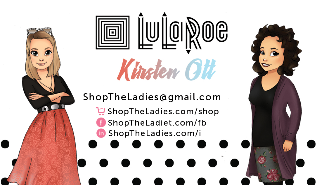 5 Brand New 2017 LuLaRoe styles just Announced - Shop The Ladies