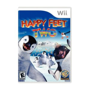 Happy Feet Two: The Videogame (Giveaway!)