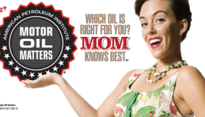Motor Oil Matters ($50 Gift Card Giveaway!)