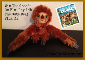 The Croods Now Available On Blu-Ray, Digital HD, Blu-ray 3D And DVD!! (Giveaway!) #TheCroodsDVD
