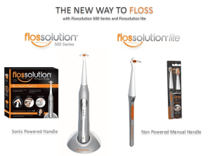 Flossing Your Teeth Has Never Been So Easy!