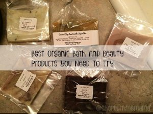 The Best Organic Bath And Beauty Products You Need To Try