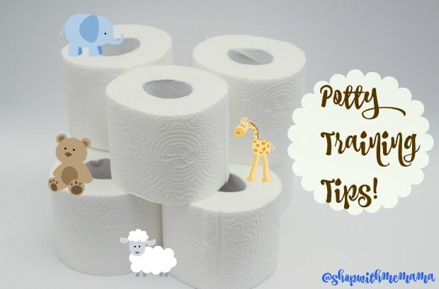 Potty Training Tips With Pampers Easy Ups #PampersEasyUps (Giveaway)
