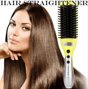 How To Detangle And Straighten Your Hair Quickly (Giveaway)