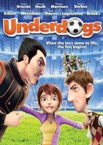 UNDERDOGS Is A Feel Good Movie For The Whole Family! (Giveaway)