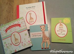 Sophie The Giraffe's New Baby Books Series Are Adorable! (Giveaway)