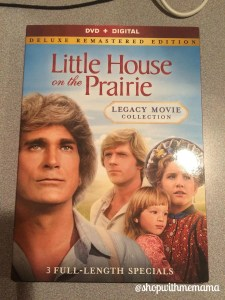 Little House on the Prairie: Legacy Movie Collection (Giveaway)