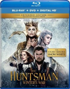 The Huntsman: Winter's War Is A Great Movie! (Giveaway)