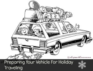 Preparing Your Vehicle For Holiday Traveling