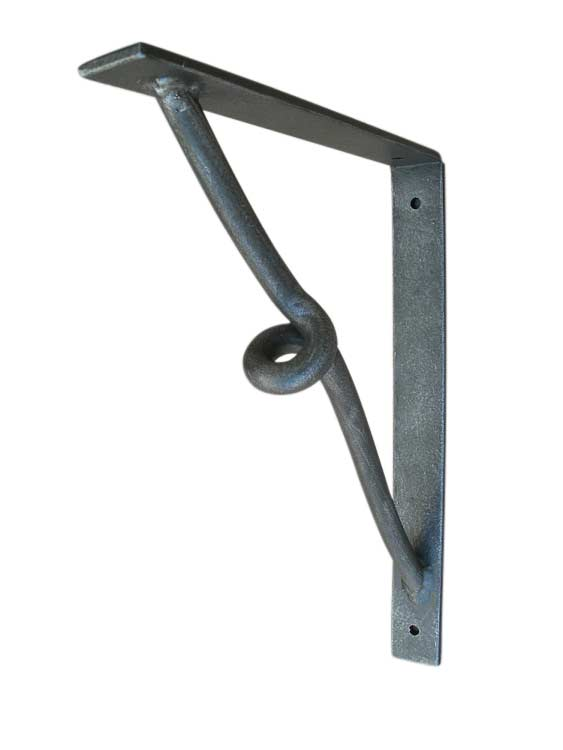 Iron Bracket Thick Large Heavy Duty Shoreline