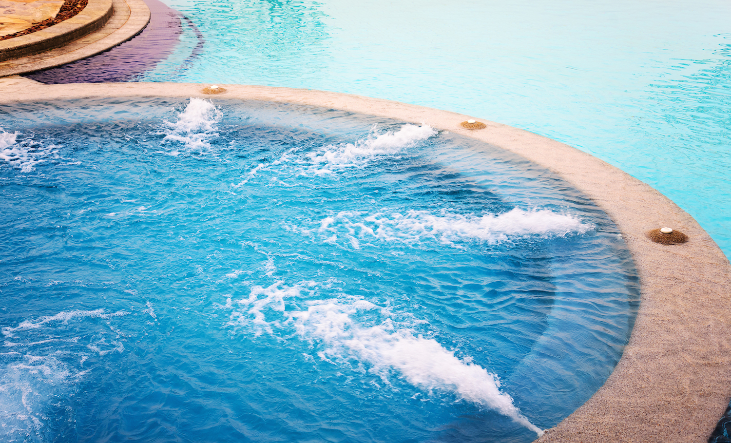 Jacuzzi Pool Chlorinator How To Turn Your Pool Into A Spa Shoreline Pools