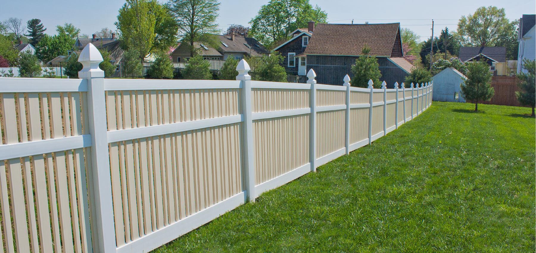 St michael vinyl pool fence shoreline systems
