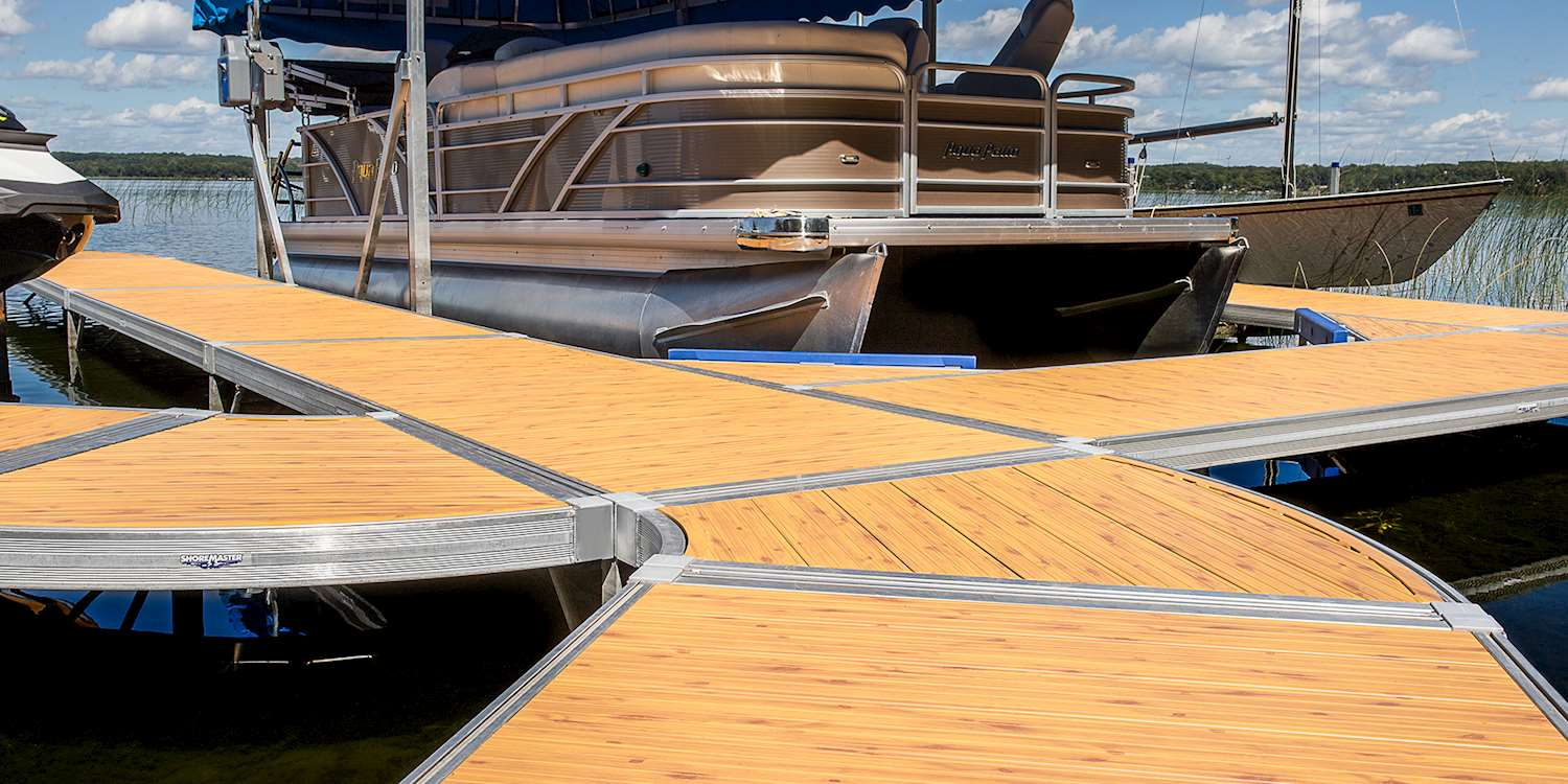 Decking Panels Dock Decking Options Shoremaster
