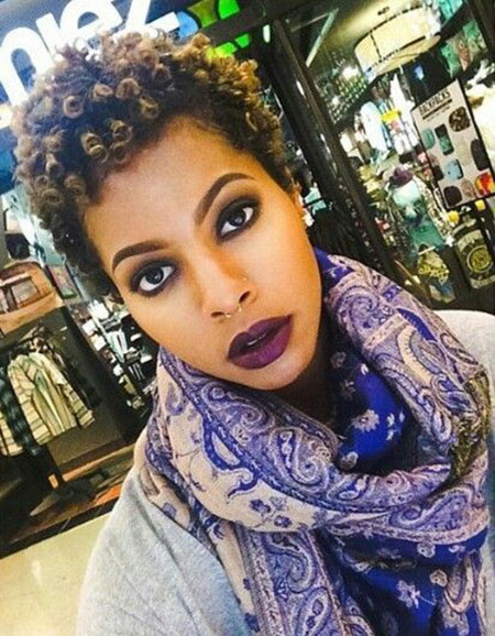 Short Hairstyles For Fine Hair Easy 25 Cute Short Haircuts For Black Females Short
