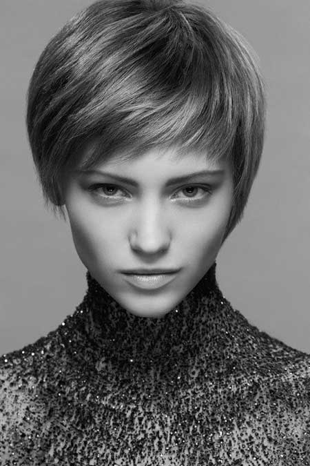 Bob Cut Drawing Beautiful Trendy Short Hairstyles Short Hairstyles 2017