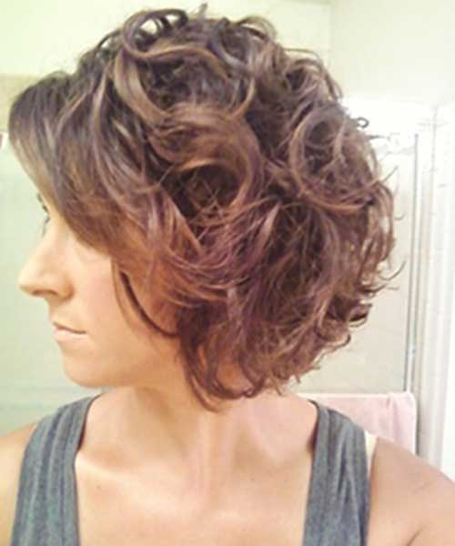 Bob Cut Haircuts Best Bob Cuts For Curly Hair