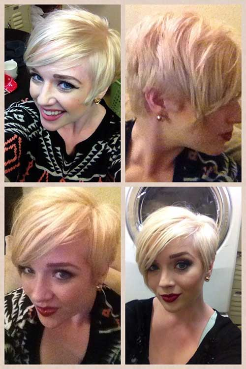 Pixie Cut Choppy 20 Longer Pixie Cuts Short Hairstyles 2018 2019 Most