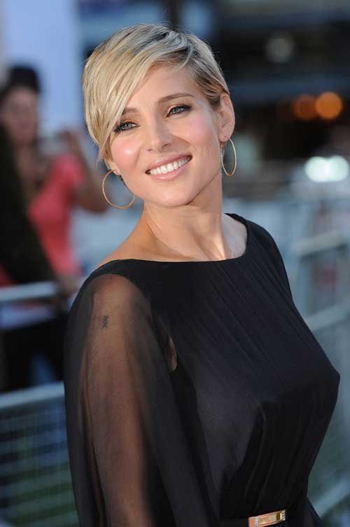 Stylish Hair Style Video 25 Celebrity Short Hair 2015 2016 Short Hairstyles