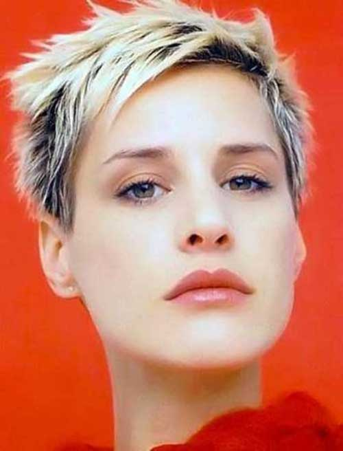 Pixie Cuts With Volume 20 Short Spiky Pixie Cuts Short Hairstyles 2018 2019