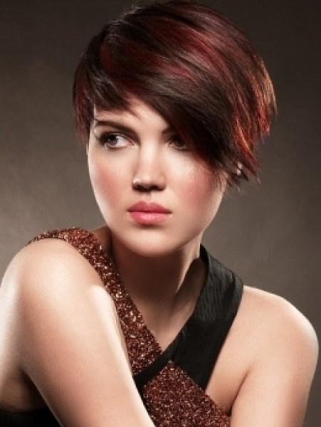 beautiful modern hairstyles