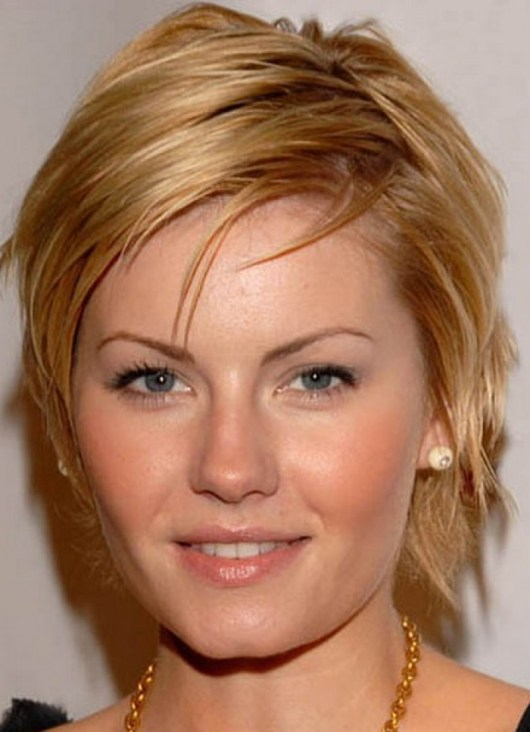Beautiful Short Hairstyles For Fat Faces | Short Hairstyles 2016