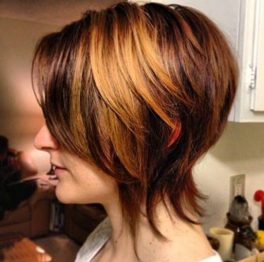 Ombre Hair Color Trends For Short Hair Short Hairstyles 2015
