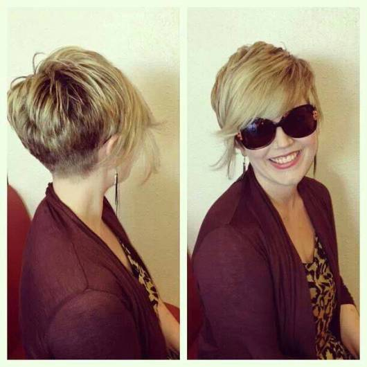 Short and Sassy Hairstyles for Beautiful Women