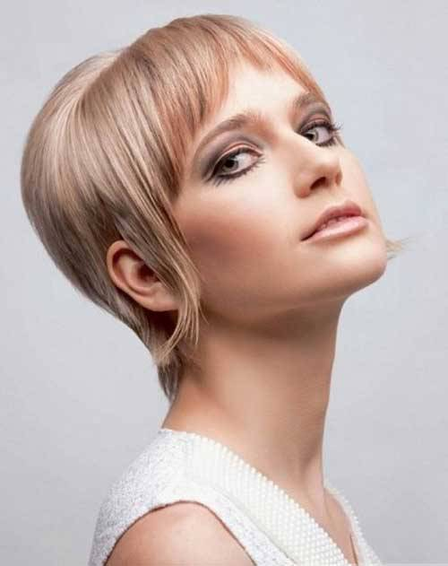 2014 short hairstyles for round faces short hairstyles 2016