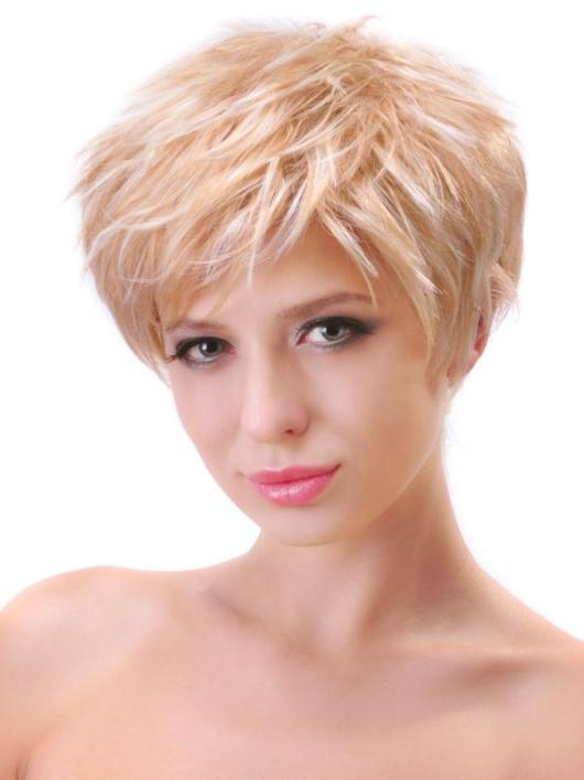 Hairstyles For Short Hair Oval Face : Cute Short Haircuts for Thick Hair Short Hairstyles 2015