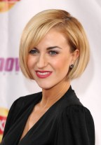 2015 short bob hairstyles for older women