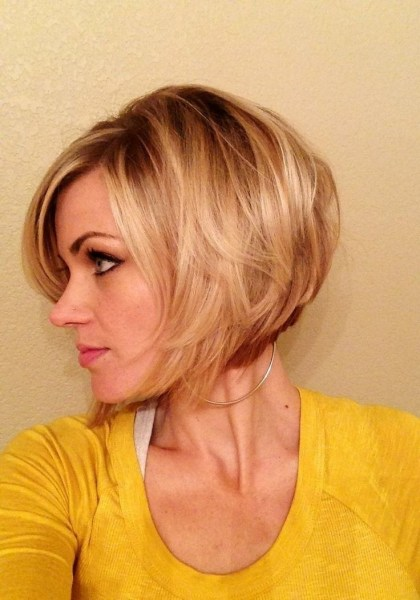 inverted bob hairstyles for fine hair over 50 | Short Hairstyles 2016