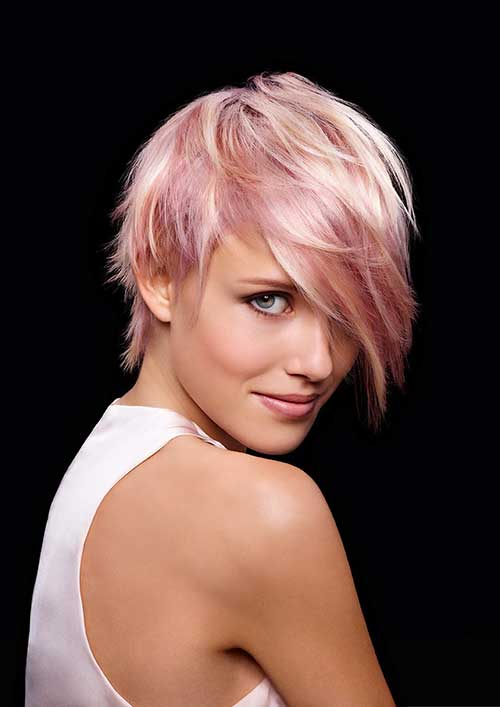Nice Hair Color For Dark Skin Tone 2016 Short Hair Color Trends The Best Short Hairstyles