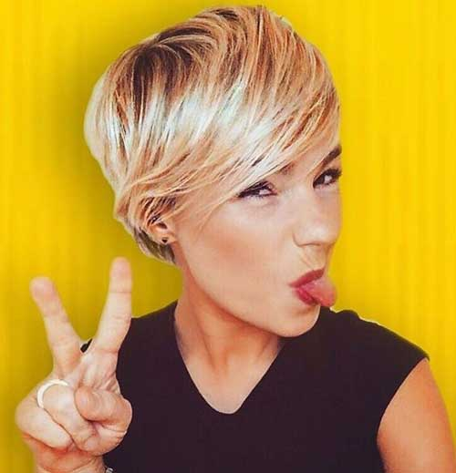 Pixie Cuts With Volume 20 Blonde Pixie Hairstyles For Women Pixie Cuts