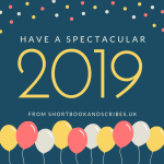 ShortBookandScribes Wishes You a Very Happy New Year!