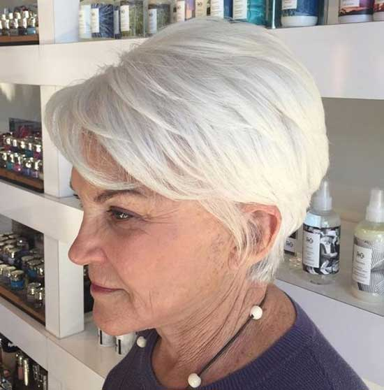 Short Pixie On Black Hair 30 Latest Short Hairstyles For Women Over 60 Short Haircuts