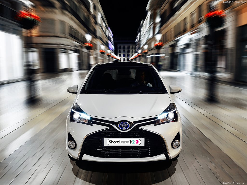 Toyota Yaris Verlichting Toyota Yaris Aspiration Benzine Shortlease