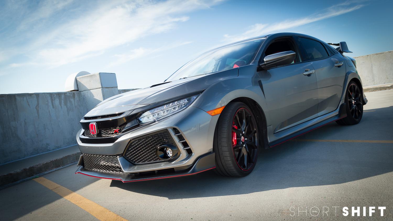 Sti Hd Wallpaper Driven 2017 Honda Civic Type R