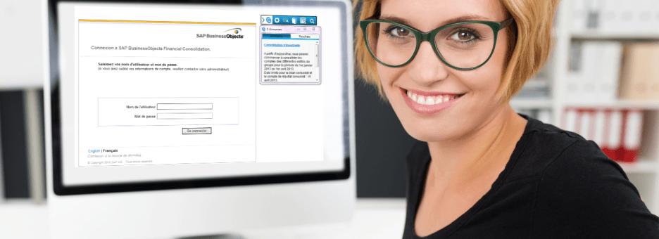 Partagez et rendez accessible votre référentiel financier en 1 clic depuis vos logiciels métier
