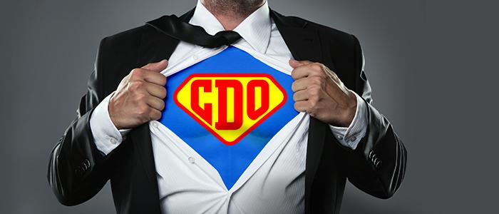 digital transformation chief data officer