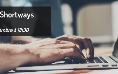 Shortways, l'outil qui simplifie la formation informatique #Webinaire
