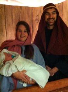 Jesus Has a Binkie