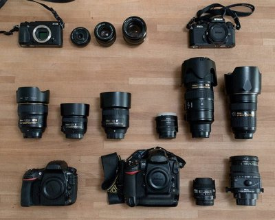 Lifestyle Photographer Gear - Buy Cameras and Lenses