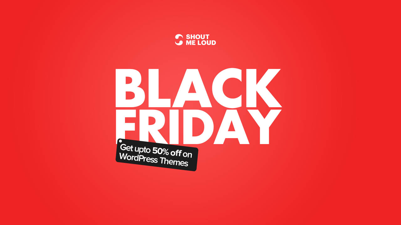 Best Blackfriday Deals On Wordpress Themes Don T Miss It 2020