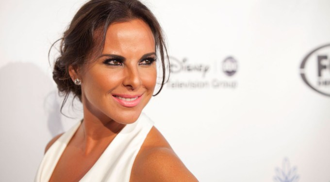 Kate Del Castillo Says 'La Reina del Sur' Film Is In The Works